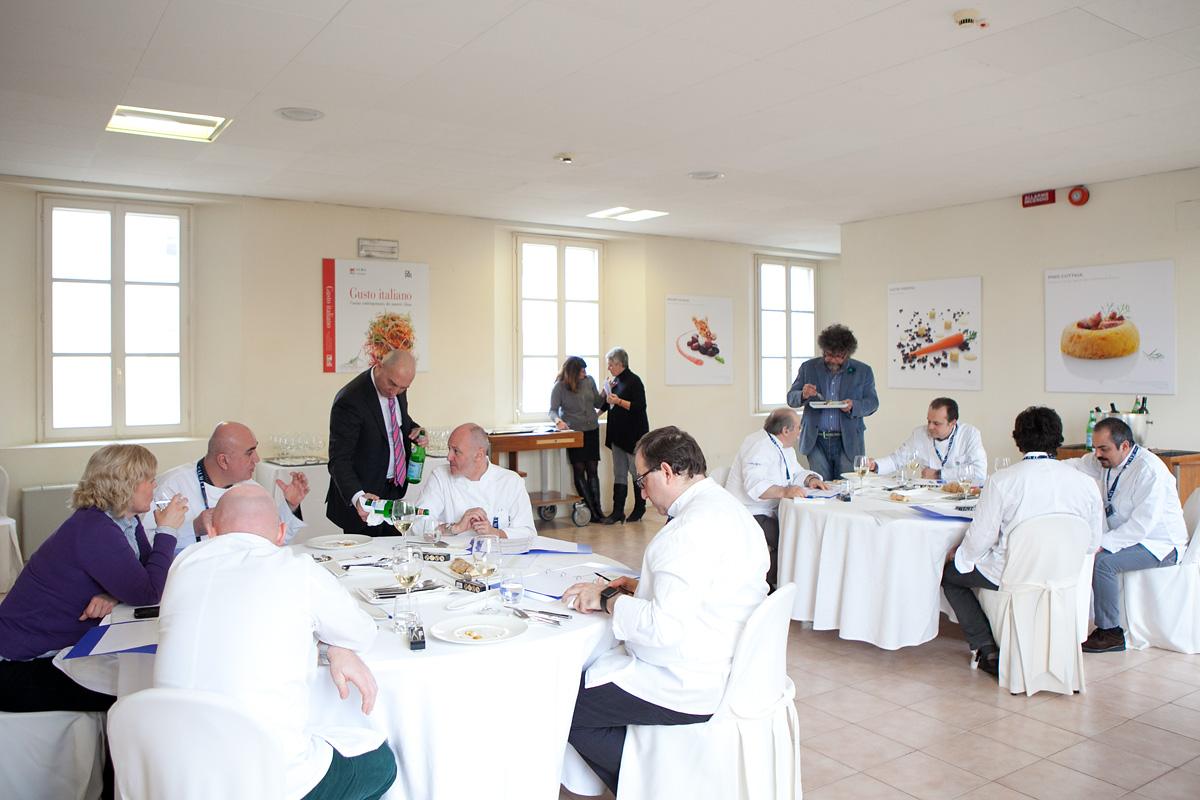 La scuola di cucina italiana